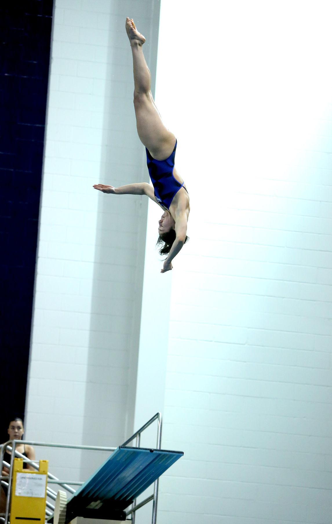 NAU Diving Championships