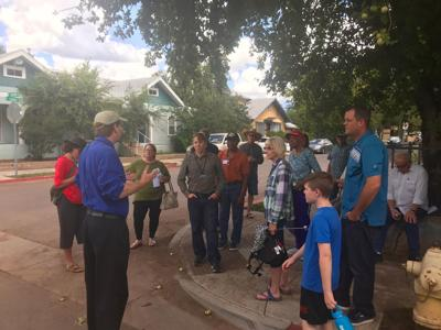 Southside flooding tour