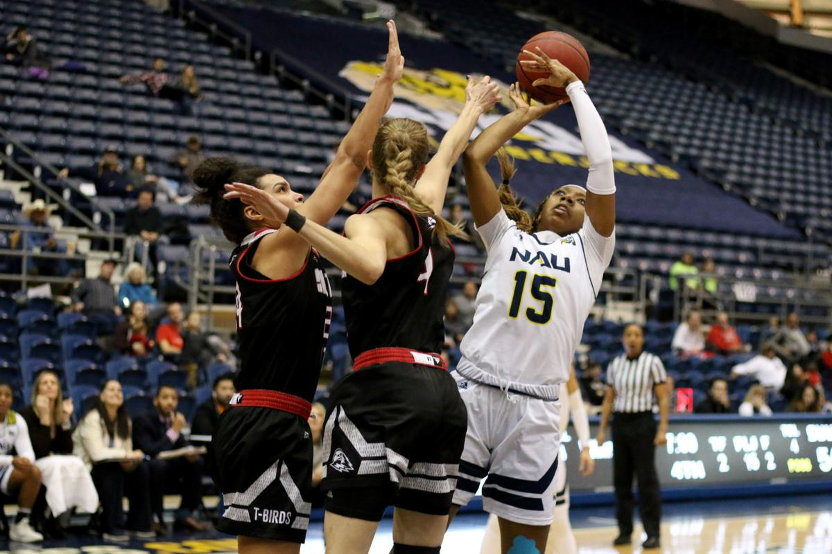 NAU Women's Basketball