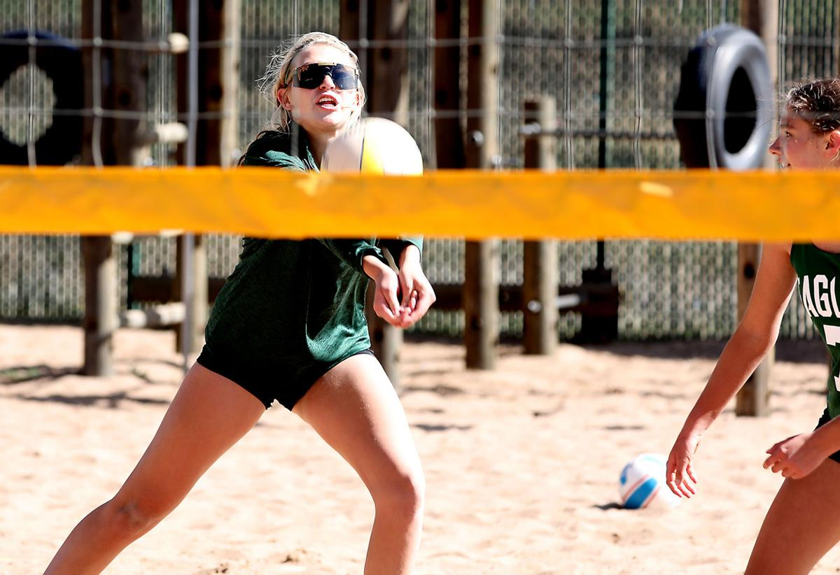 Flagstaff Beach Volleyball