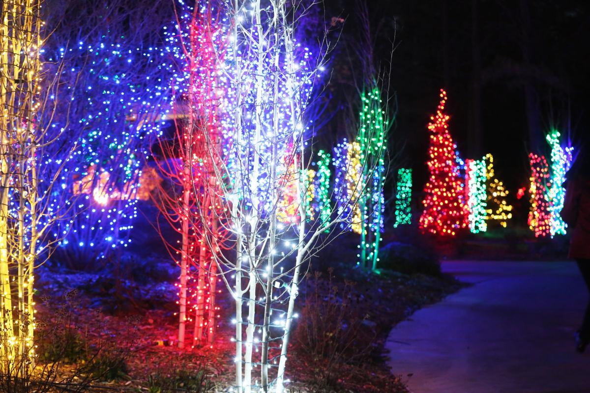 christmas lights little rock
