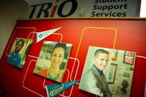 CCC's TRIO program receives $1.3 million grant