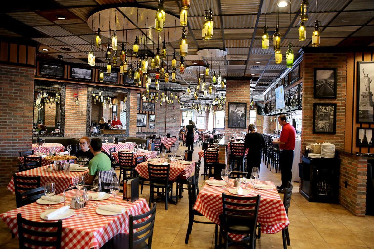 Grimaldi Restaurant Nyc