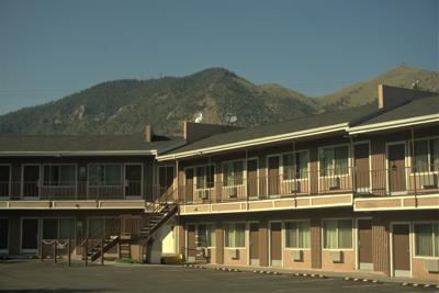 Travelodge building