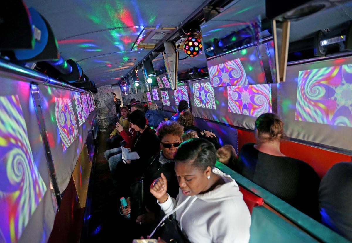 A hippie-trippy trip on the Magic Bus tour of San Francisco