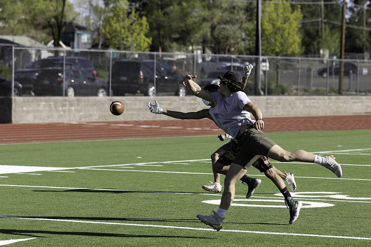 FHS Football Practice