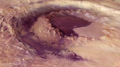 Lowell Crater