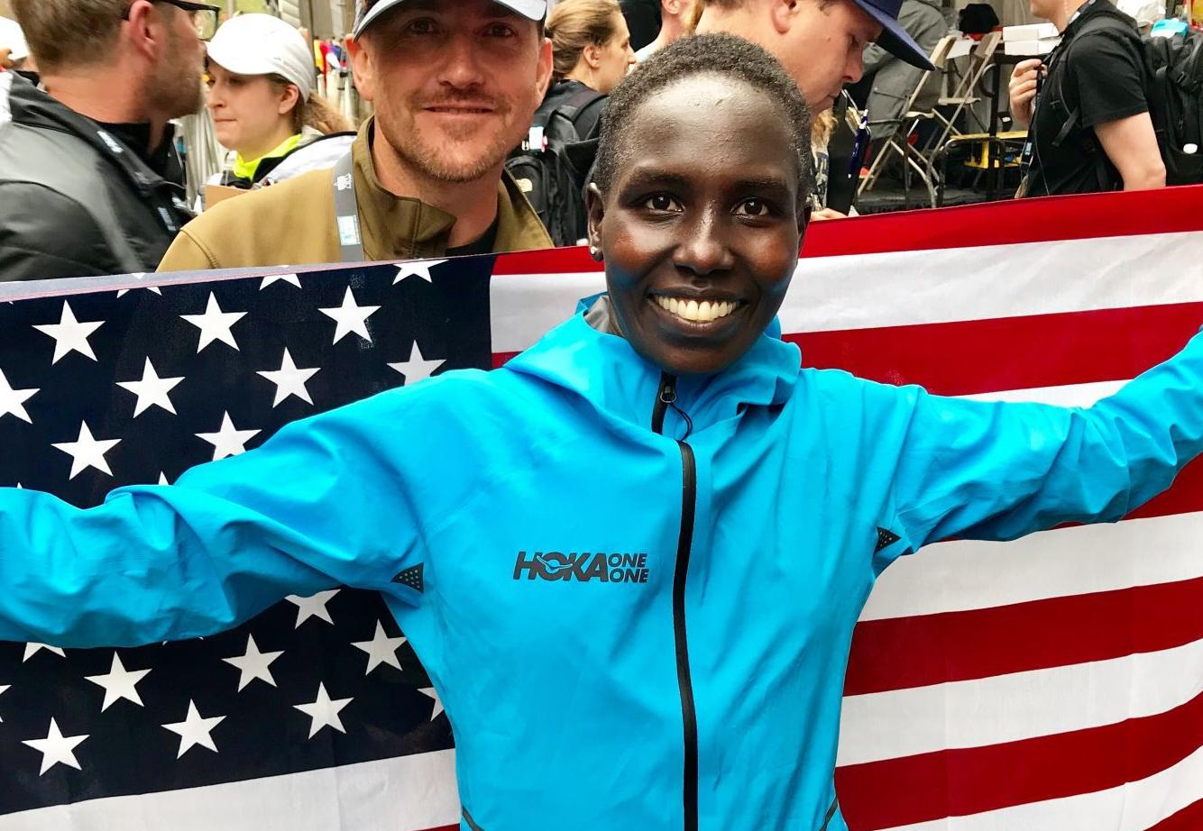 NAZ Elite's Tuliamuk wins 3rd straight 25K national title, Fauble takes 2nd on men's side
