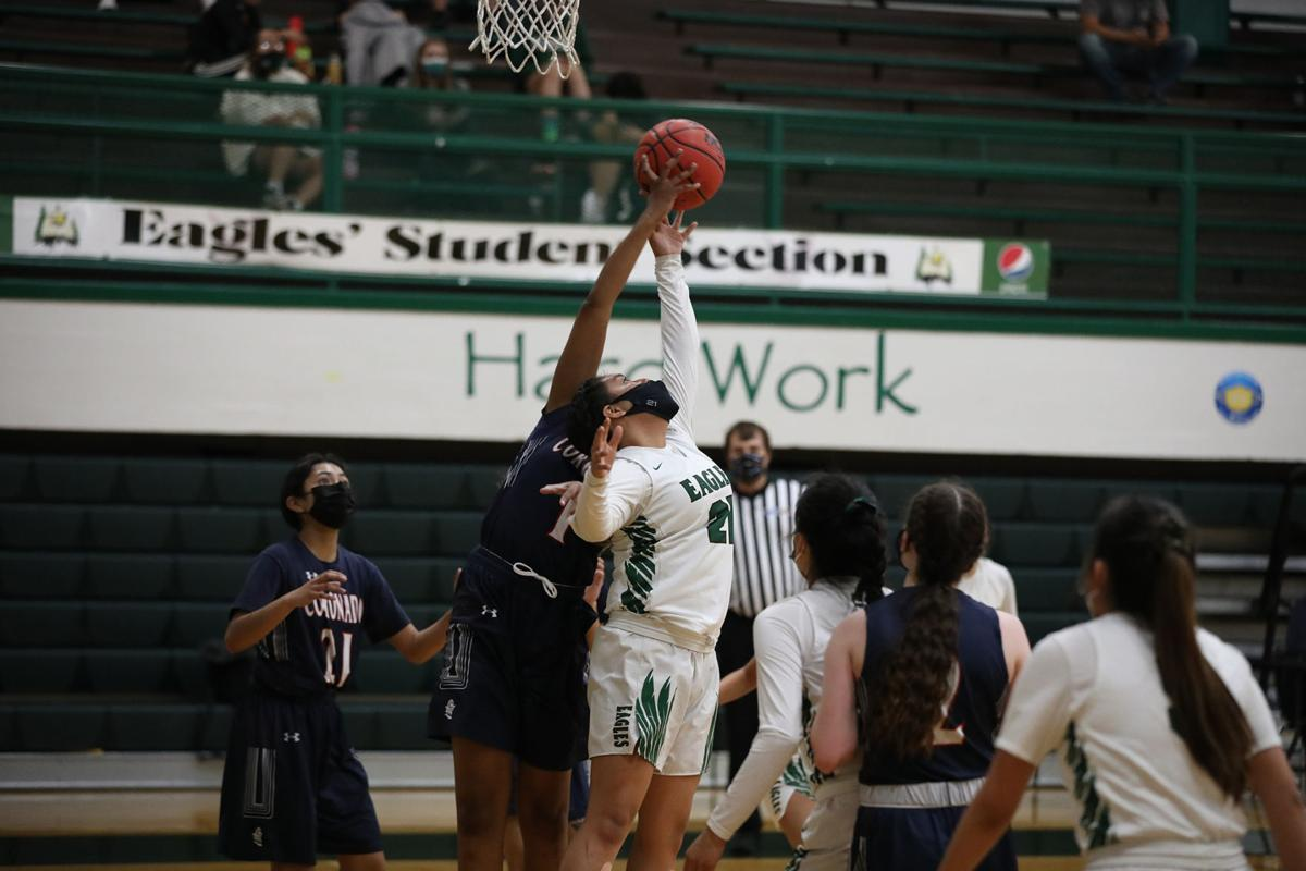 Flagstaff Girls Basketball Versus Coronado