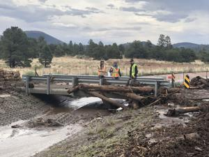 9 a.m. update: Brandis Way in Timberline reopened after floods