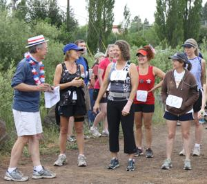 High Country Running: Two for the Fourth