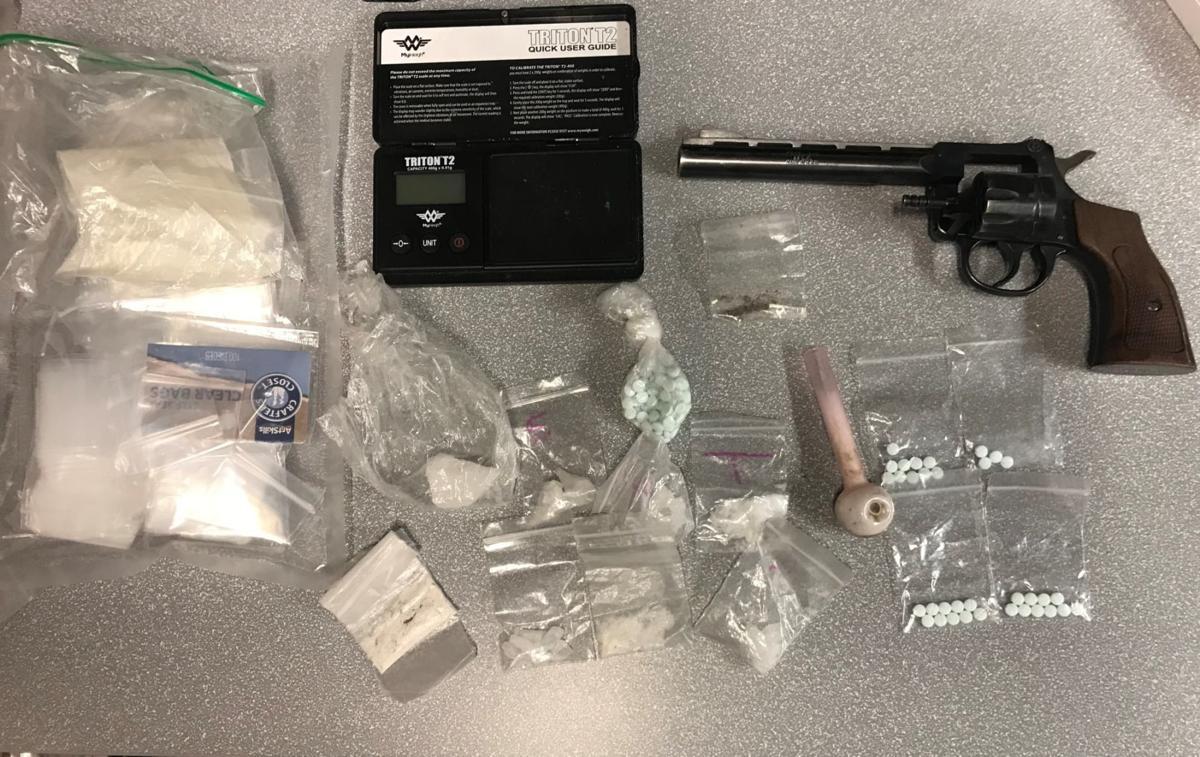 CCSO drug arrest