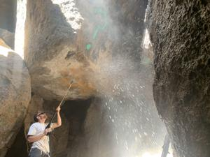 Need graffiti-free trails? A nonprofit is there to help
