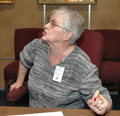 State Sen. Judy Burges