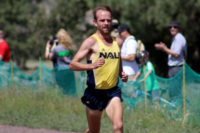 NAU Cross Country Matt Baxter joins NAZ Elite