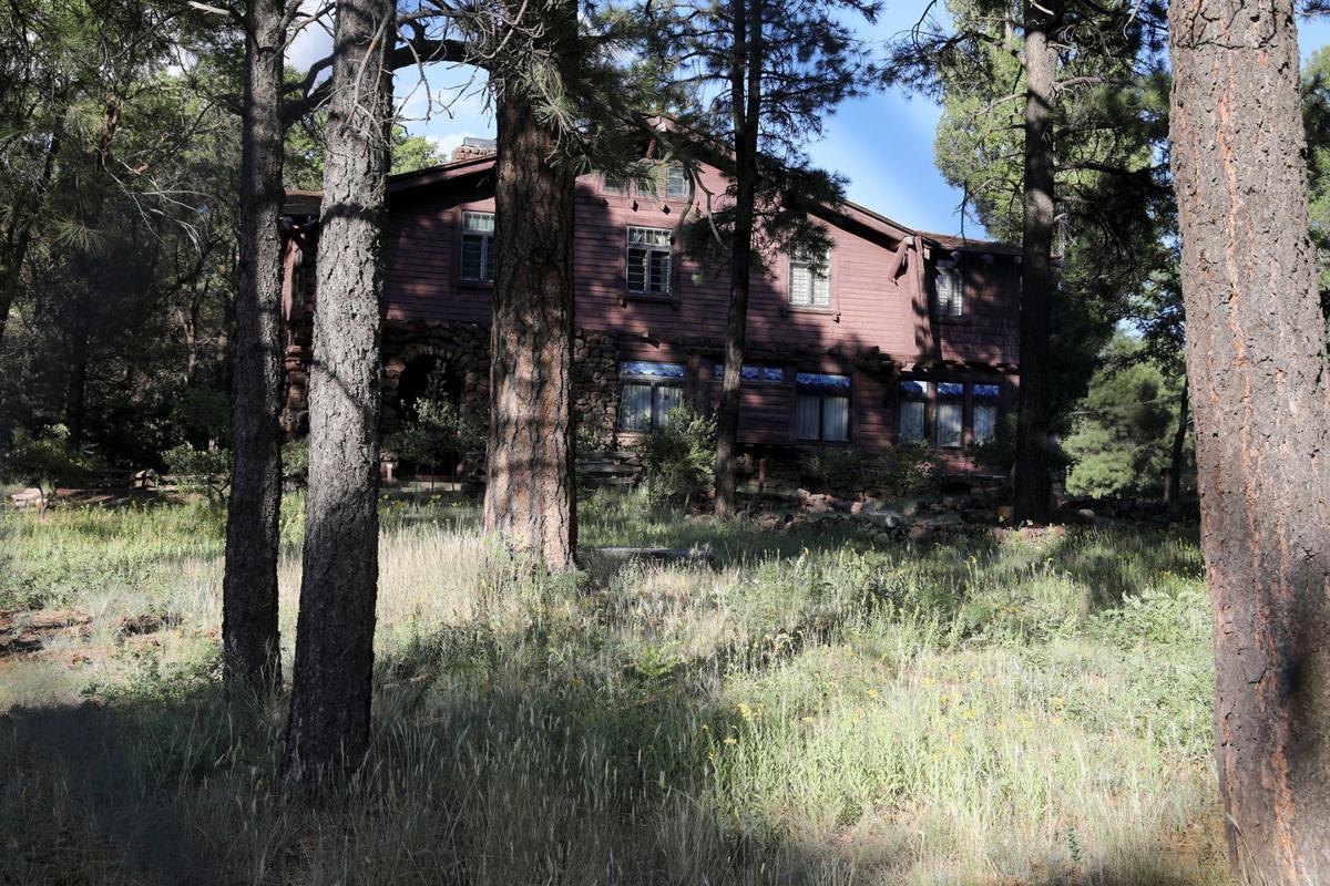 Uncertain Future For Riordan Mansion