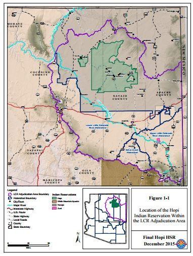 Little Colorado River fight hits home  Local  azdailysuncom