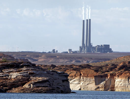 Coal-fired plant's owners weigh options that include closure