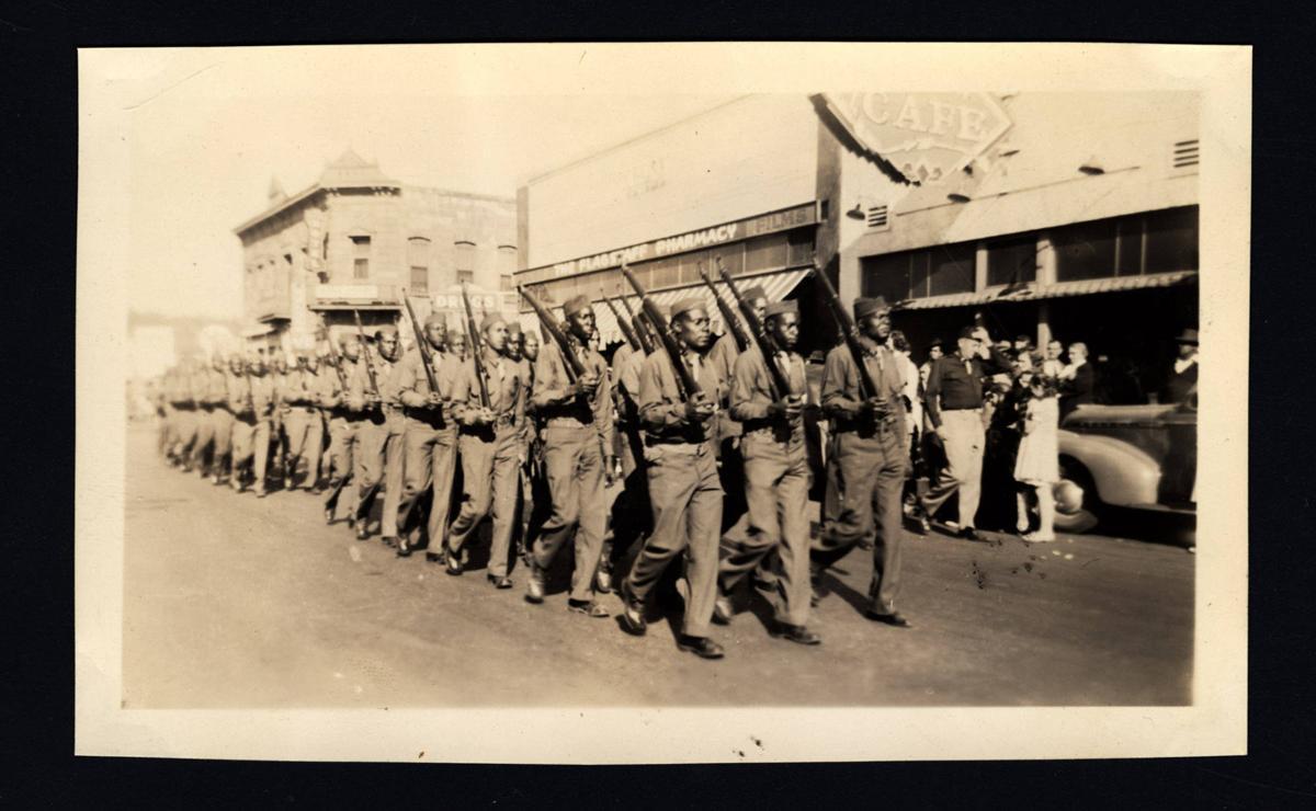 1942 parade