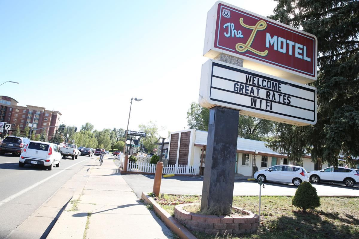 L Motel Murder