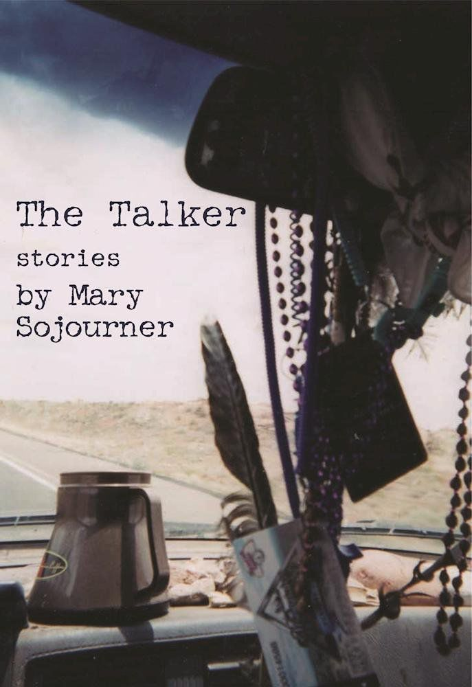 Book cover 'The Talker'