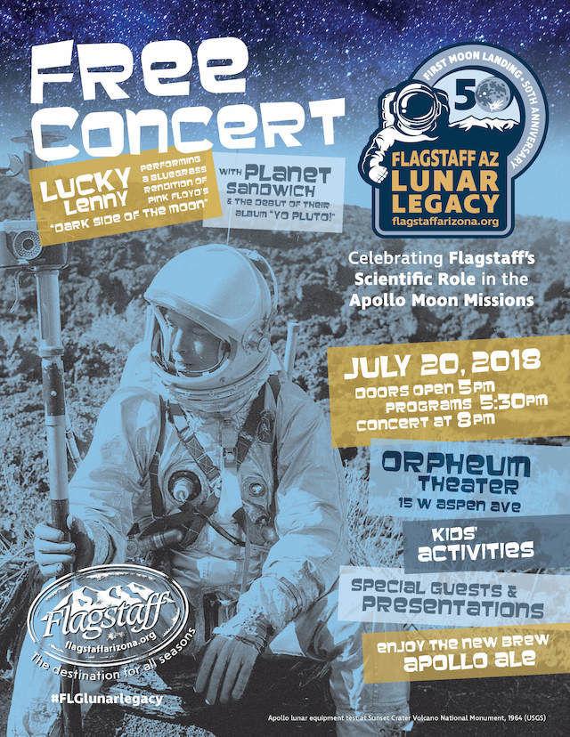 Lunar legacy poster