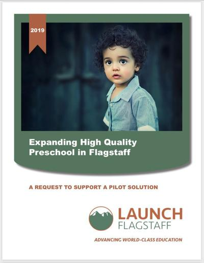 Expanding High Quality Preschool in Flagstaff