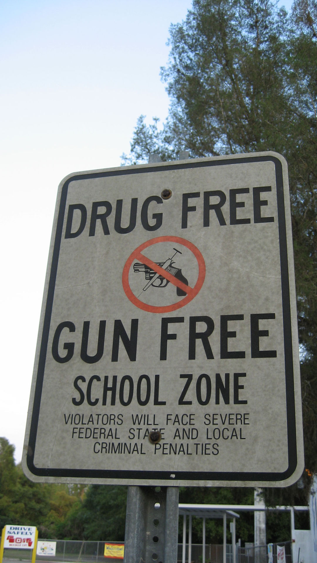 Gun Zones