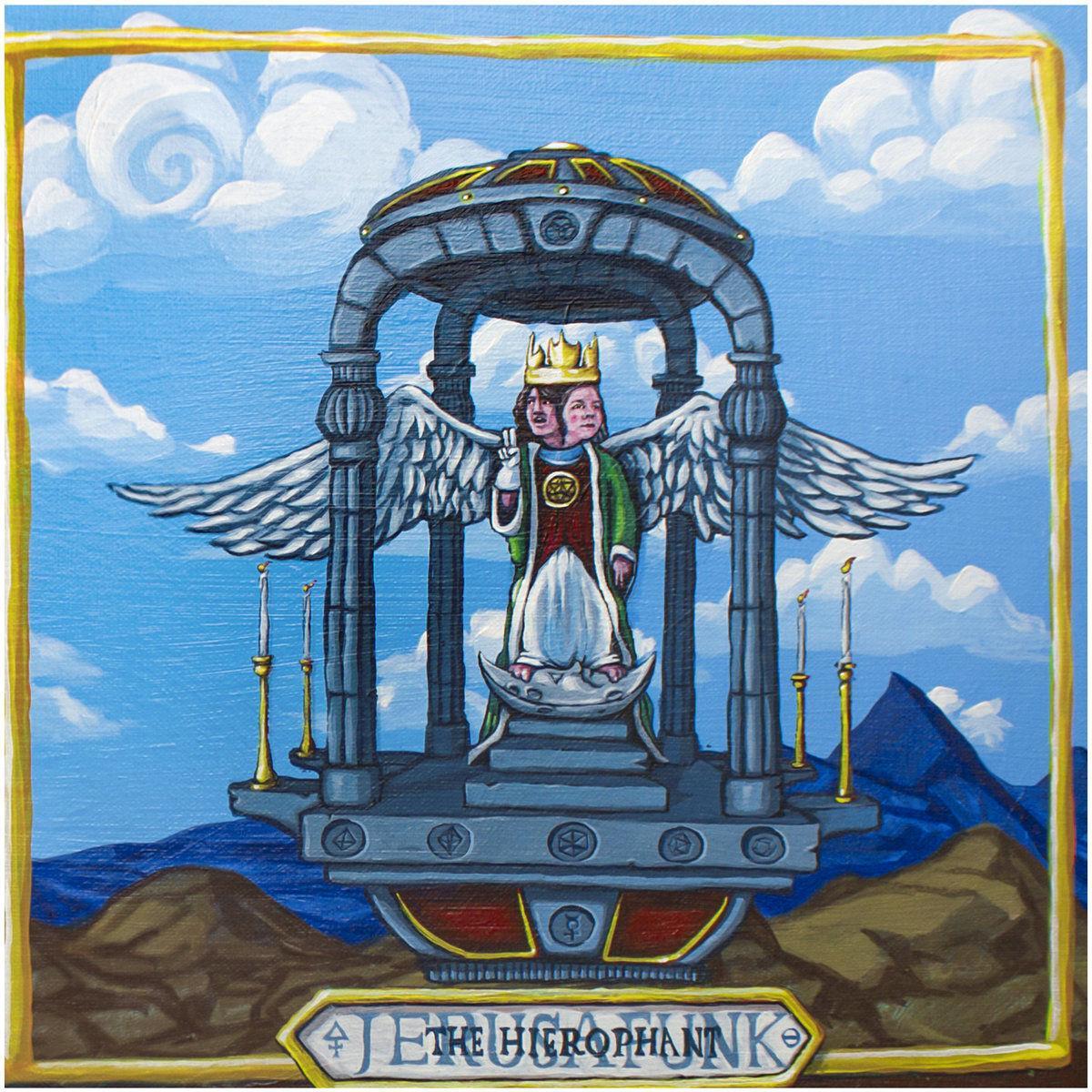 Jerusafunk - The Hierophant