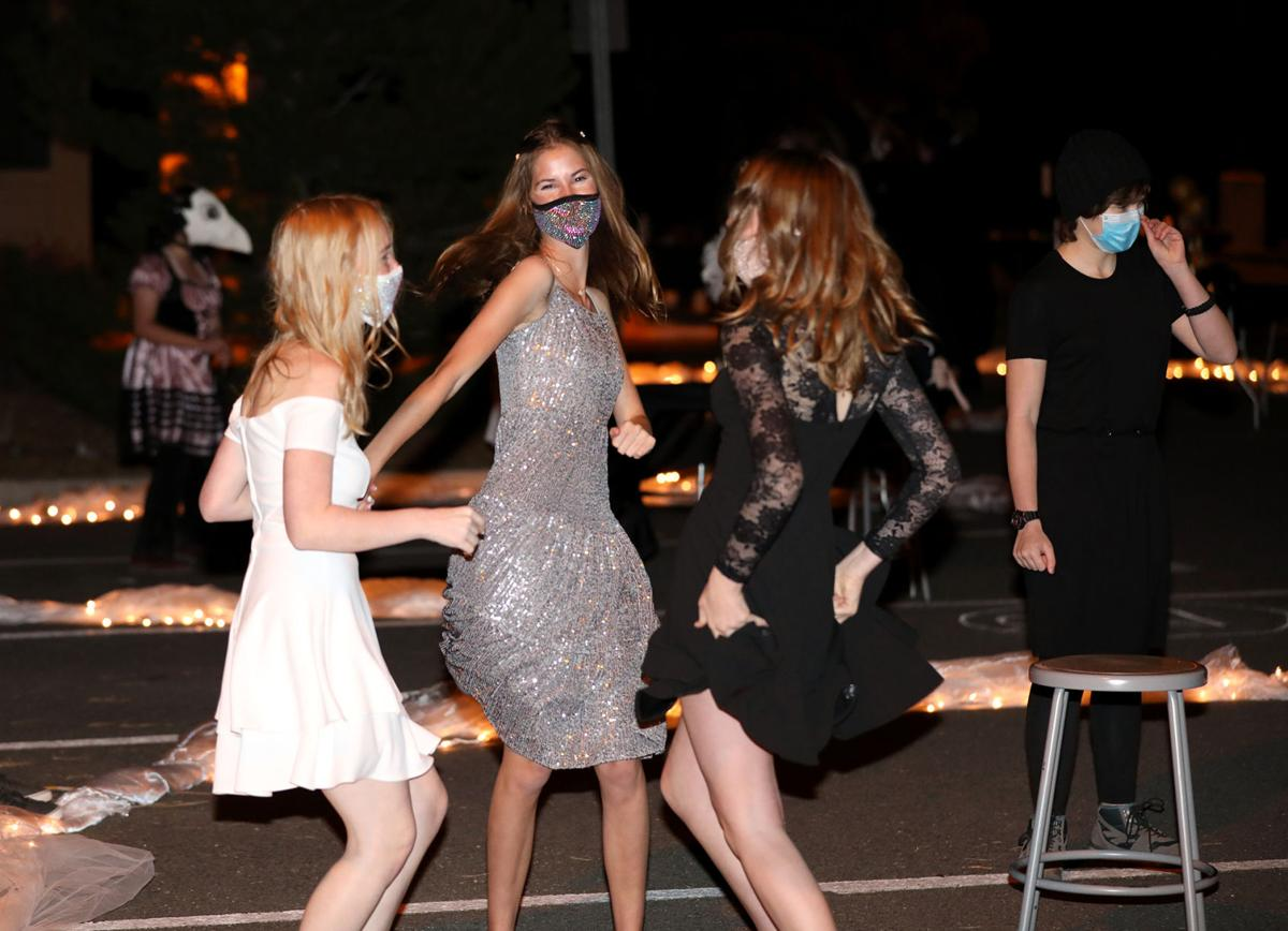 Covid Homecoming Dance