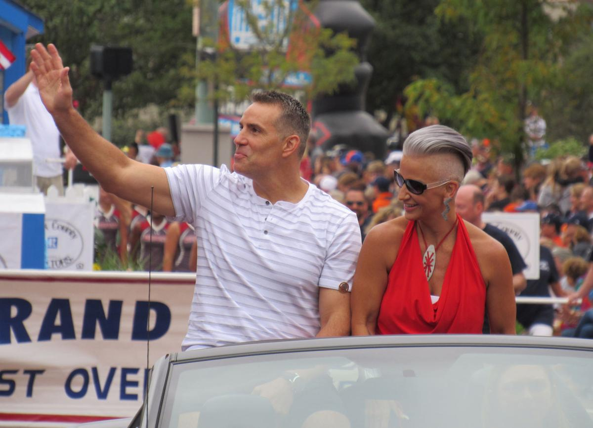 Kurt Warner Parade
