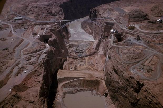 Glen Canyon Dam 1