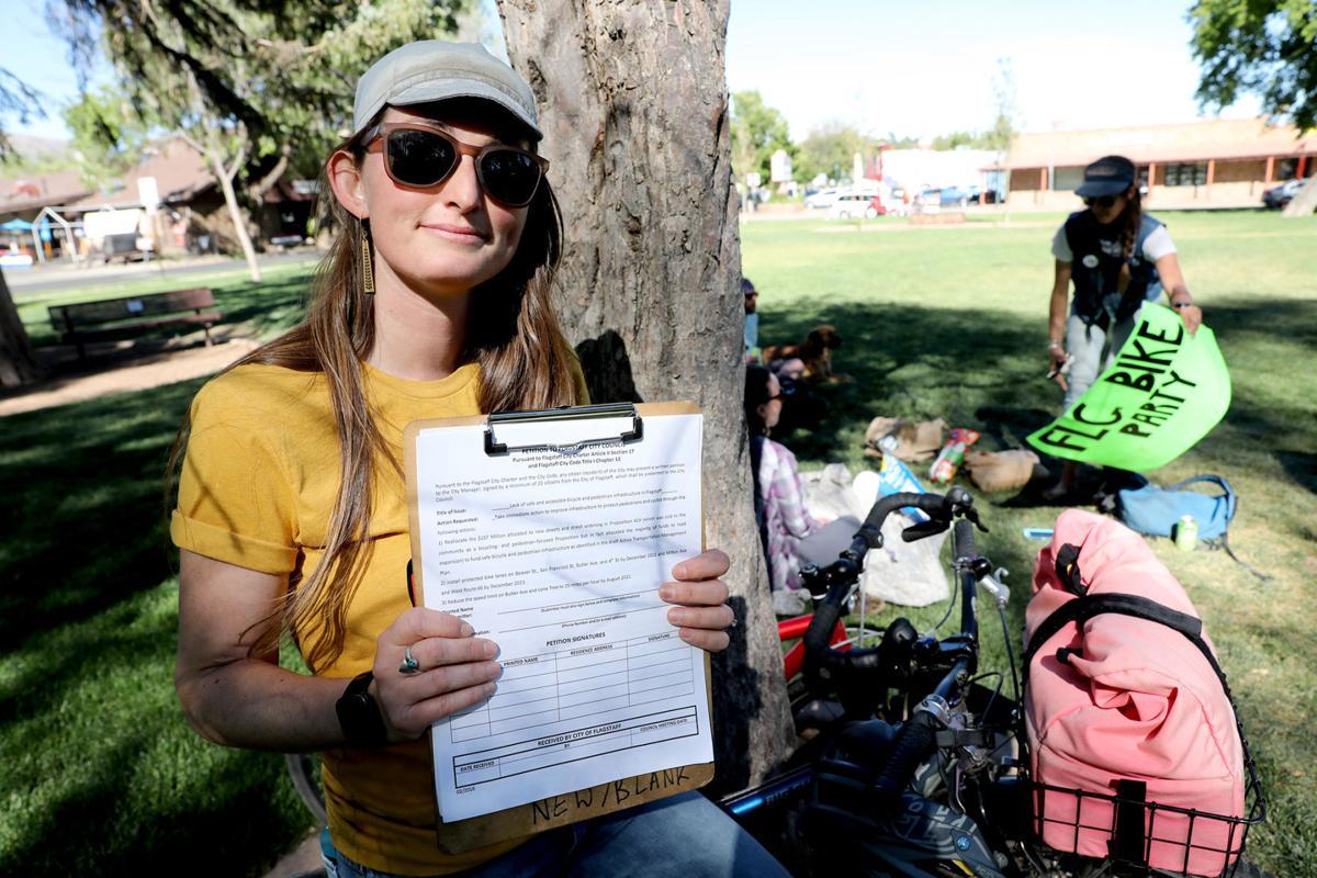 Collecting Signatures Demanding Change
