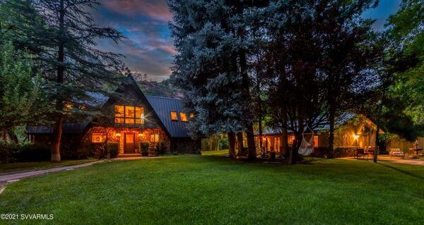 4 Bedroom Home in Sedona - $2,750,000