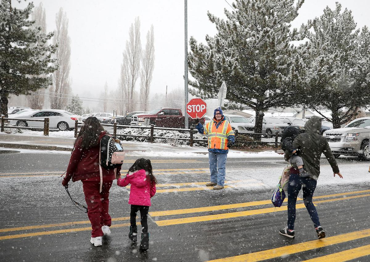 Nominated for Crossing Guard of the Year