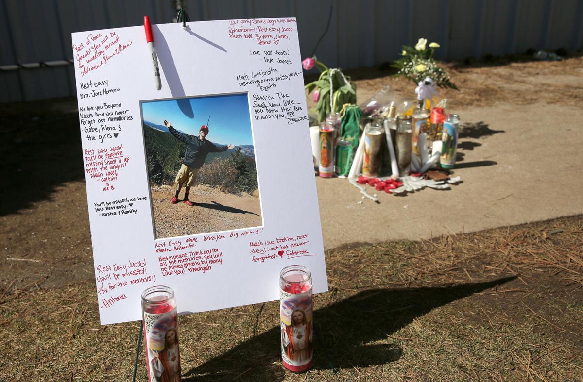 Memorial to a Slain Friend