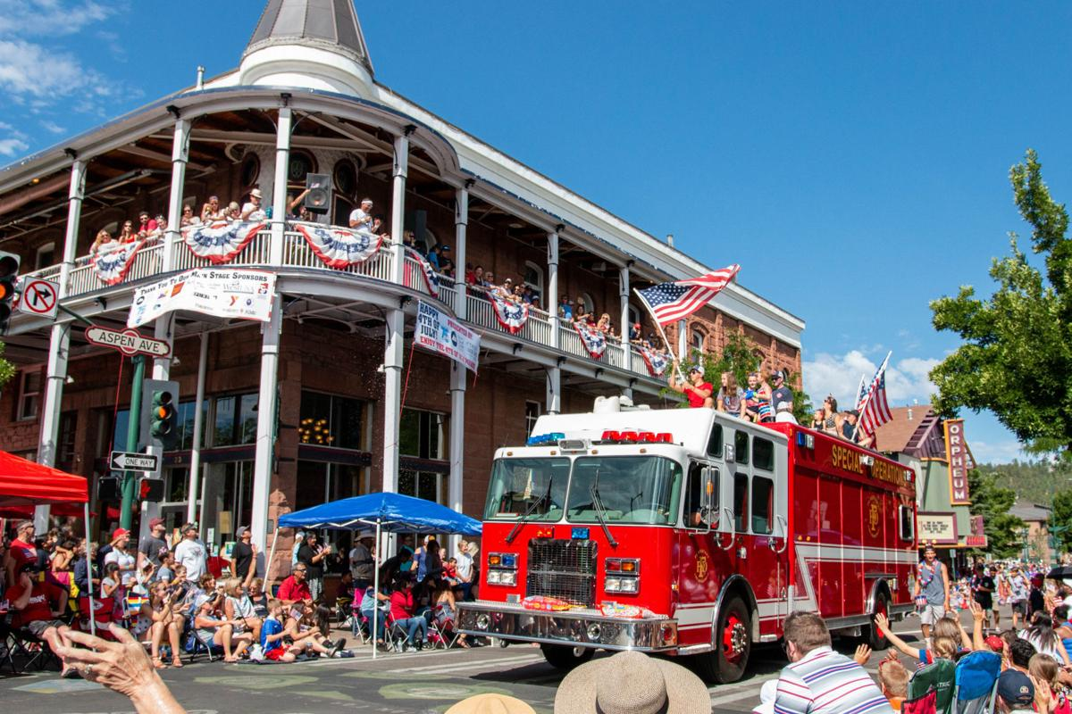 Flagstaff Annual Fourth of July Parade   July 4, 2018