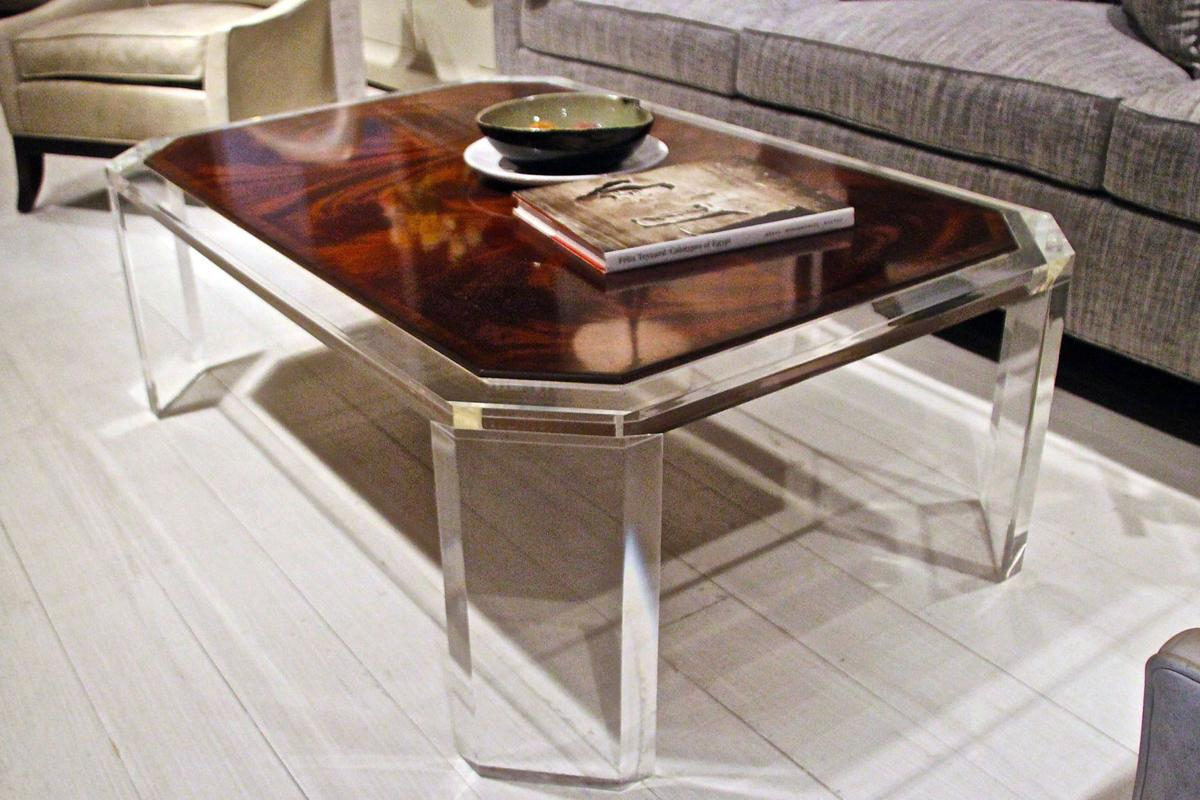 Life Home Seethrough Furniture 5 Pg This City Light Phoenix Coffee Table