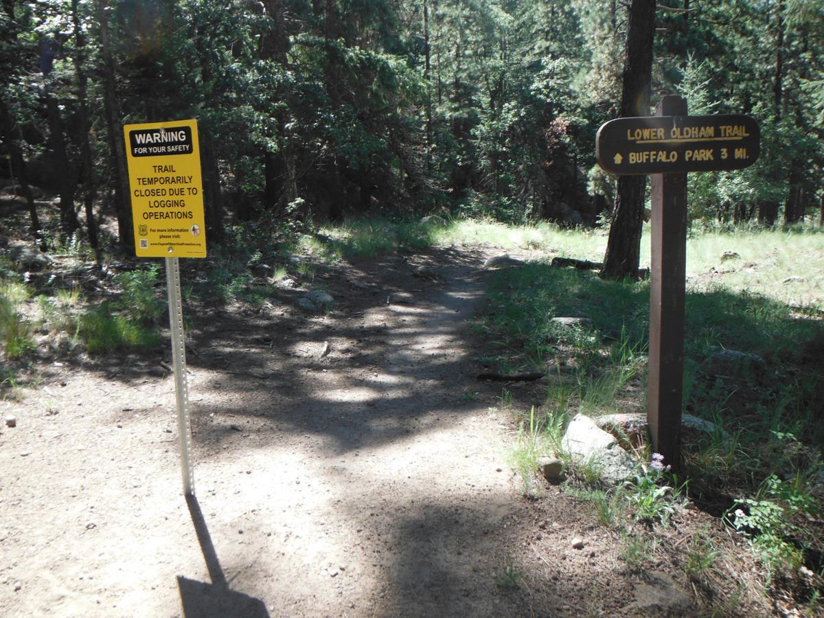 FWPP trail closures