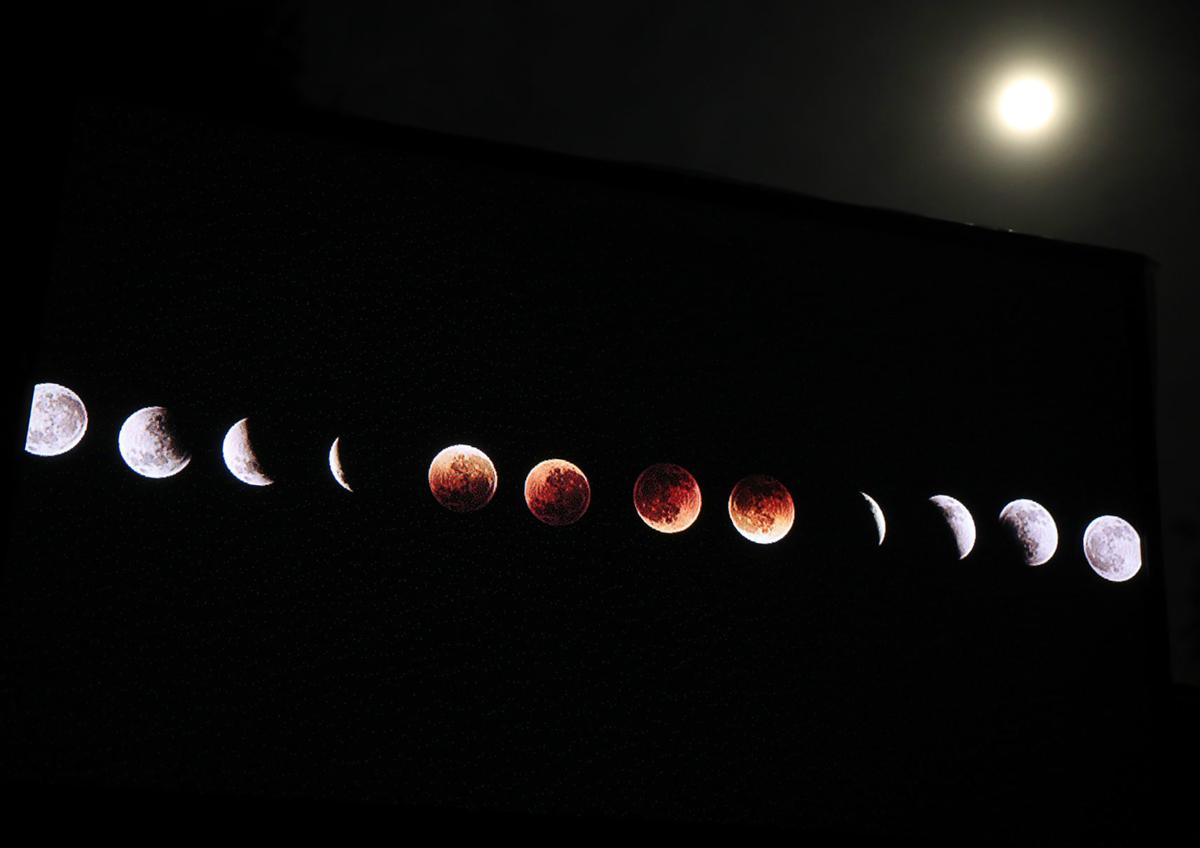 Phases of an Eclipse