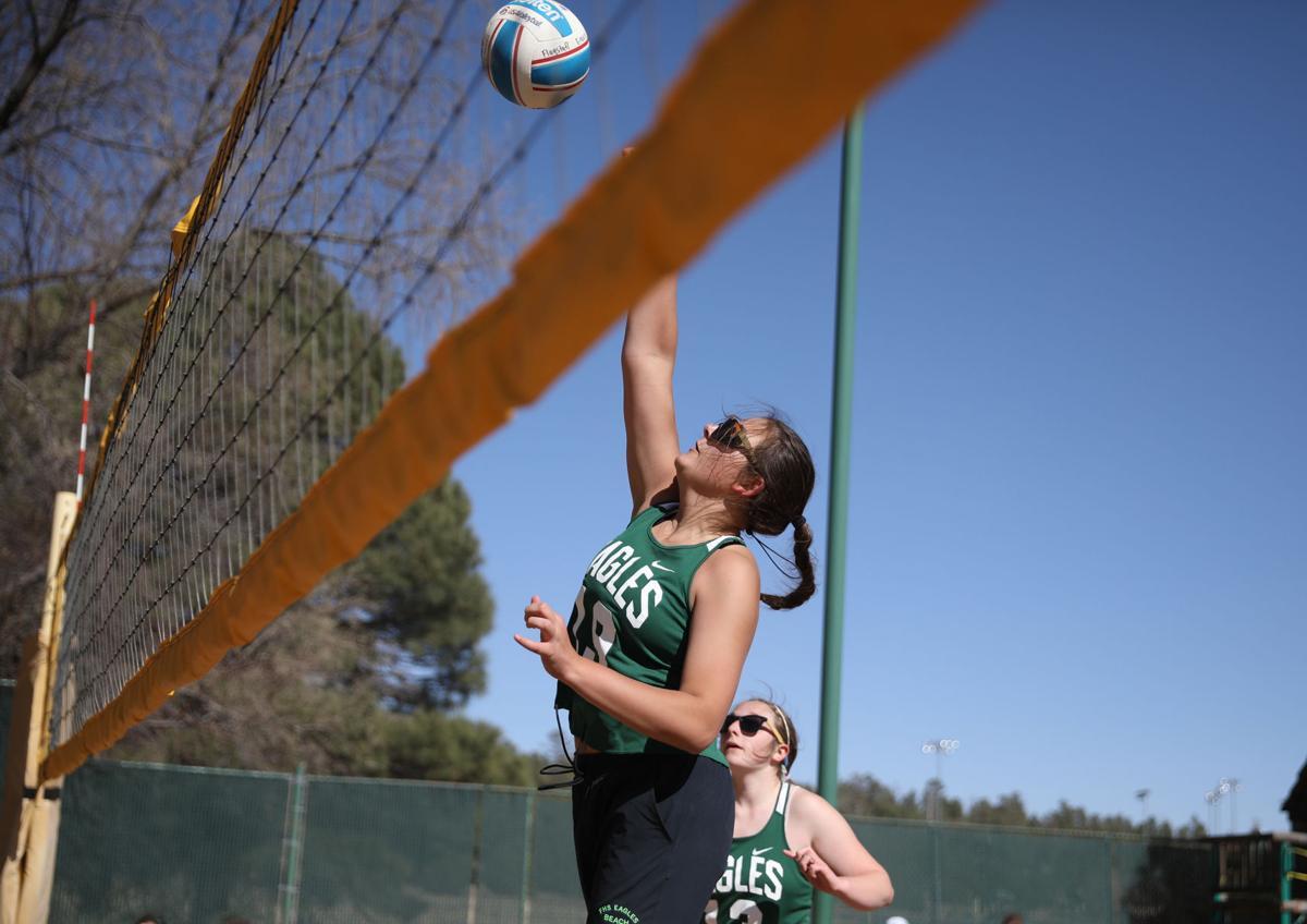 Flagstaff Versus Deer Valley Beach Volleyball