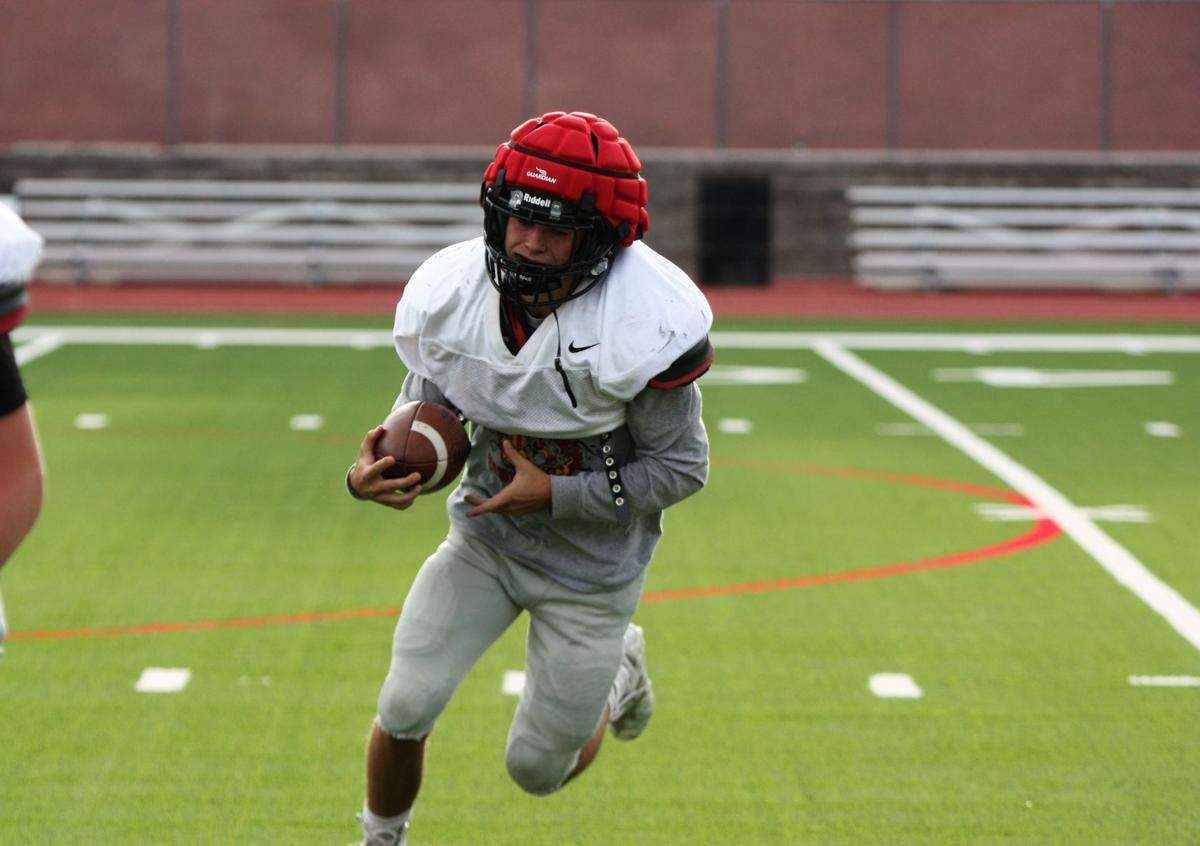 Coconino football Cooper French