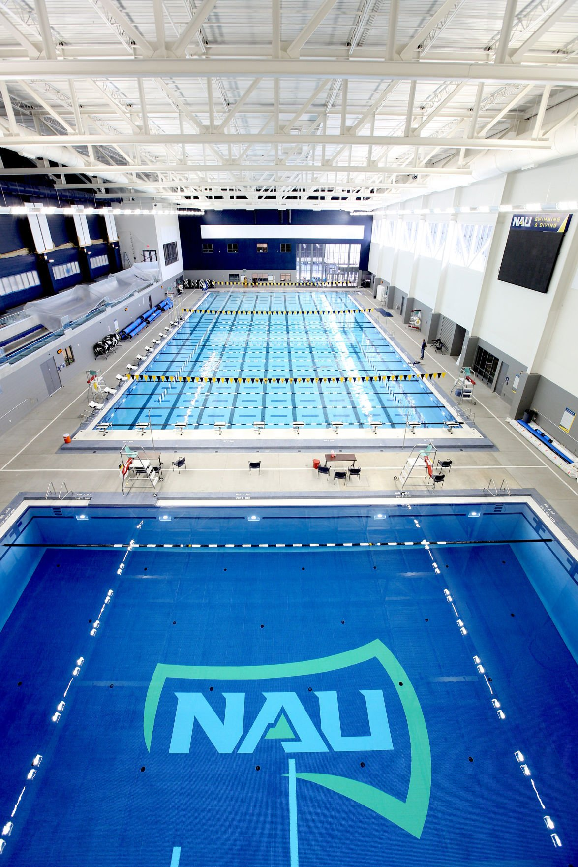 Northern Arizona University Aquatic and Tennis Complex ...