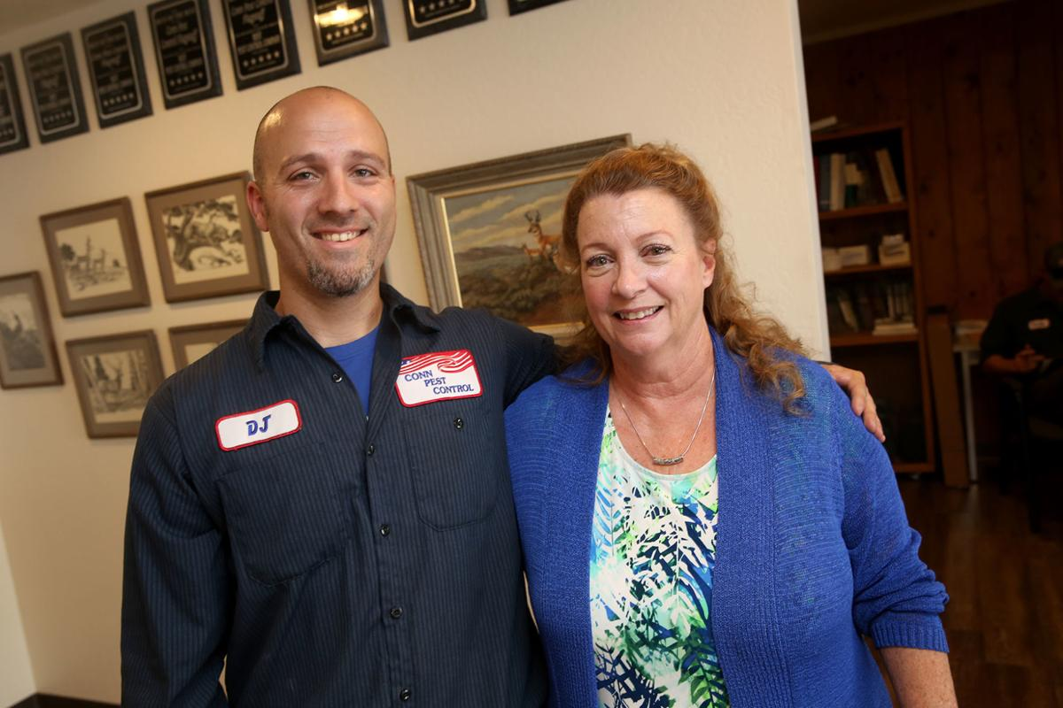 Owner Of Conn Pest Control Receives Patriot Award News