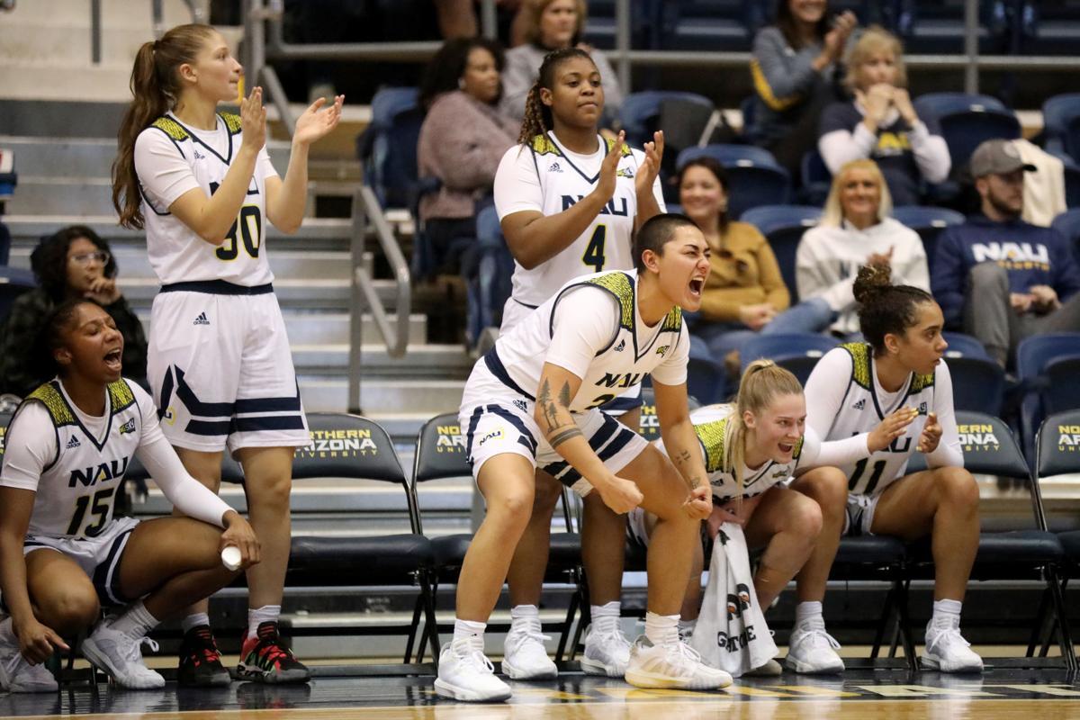 Northern Arizona women's basketball
