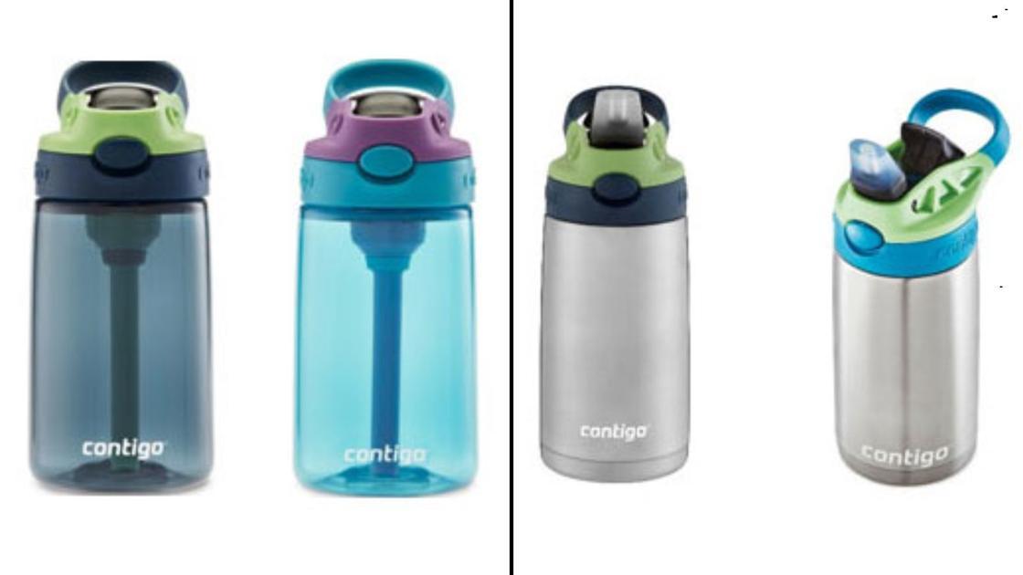 Nearly 6 million children's water bottles recalled due to choking hazard — again