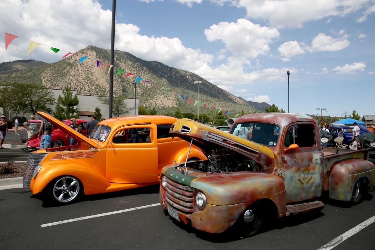 Route Reunion Car Show News Azdailysuncom - Route 66 car show