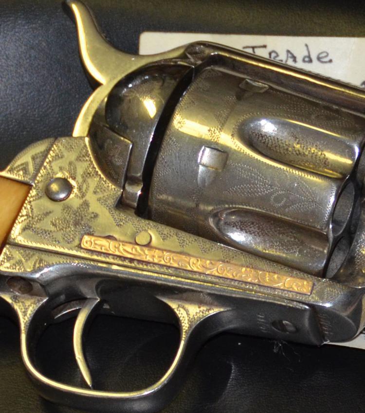 Tucson Sheriff's Colt