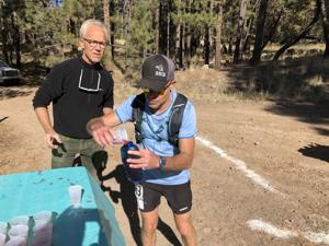Soulstice aid stations: A runner's oasis in the woods