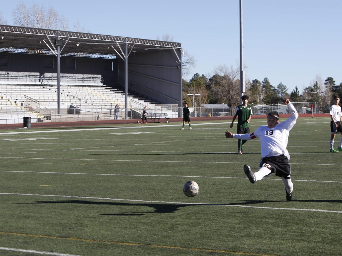 Penalty kick in extra time spoils Coconino's strong day